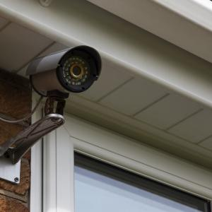 Buying security cameras
